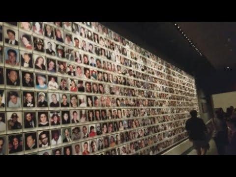 Visiting The 9/11 Memorial