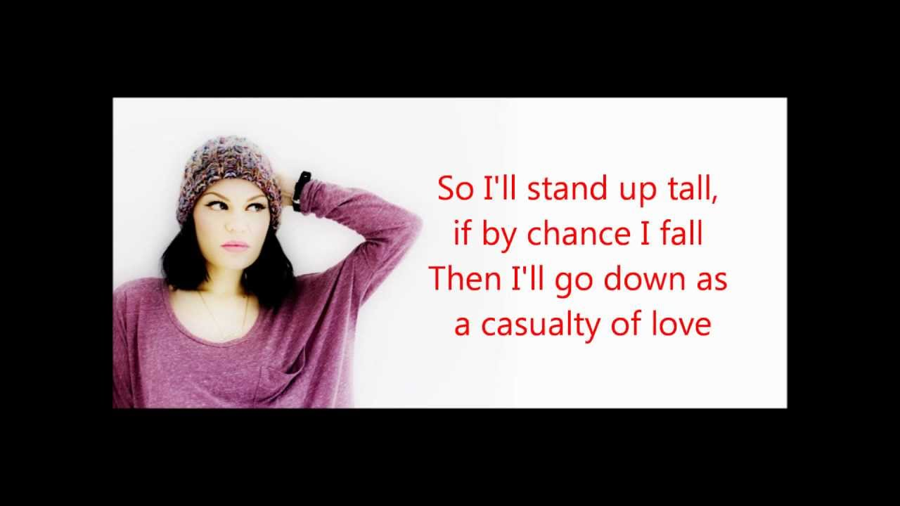 Lyrics Jessie Love J