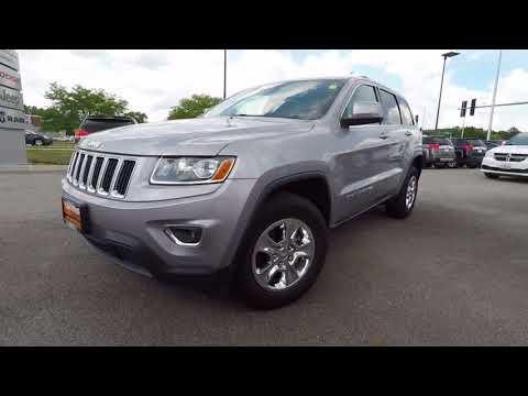 2014 Jeep Grand Cherokee St. Charles IL C2757