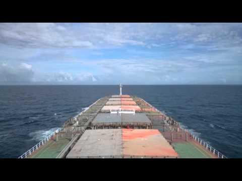 "Life of seafarer of Bulk Carrier - M.V"" CEMTEX DILIGENCE"""