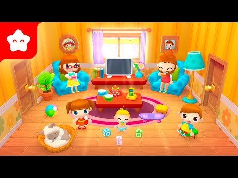 Sweet Home Stories – My family life play house 1