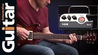 Vox MV50 Rock   Review