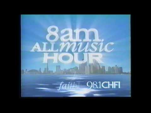 98.1 CHFI commercial (2002)