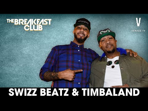 Swizz Beatz & Timbaland on Breakfast Club