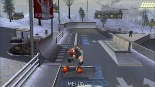 Canada [level 2 (all stats and goals) - Tony Hawk's Pro Skater 3 (PC)