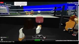 TAG Team match NGW ROBLOX vidéo