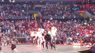 bts forever we are young fire kcon16la