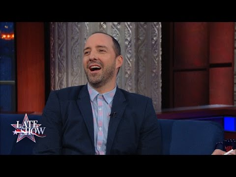 "Tony Hale: ""My Character's An Awful Person"""