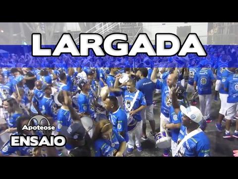 Vila Isabel 2017 - Largada - Ensaio técnico