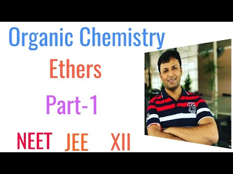 Ethers-1 , #Organic #chemistry