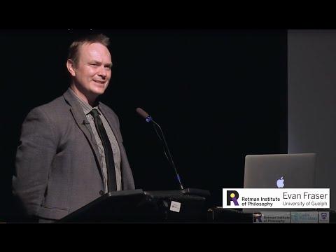Evan Fraser: Food in 2050: The Challenge of Feeding 9 Billion
