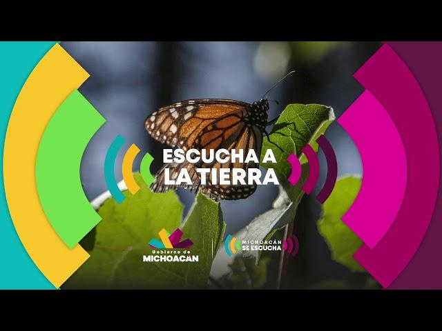 Escucha A La Tierra - Gobierno de Michoacán