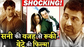 Karan Deol's Debut Film Pal Pal Dil ke Paas Delayed Due To Sunny Deol!