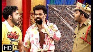Sudigaali Sudheer Performance | Extra Jabardasth | 1st March 2019   | ETV Telugu