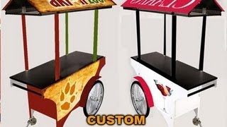 Mobile Coffee Carts Ideas, Concepts And Designs