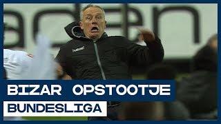BIZAR |  Stoppen slaan door bij aanvoerder Eintracht Frankfurt
