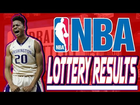 2017 NBA DRAFT LOTTERY REACTION AND RESULTS, LAKERS PICK RIGGED???, PHOENIX SUNS ROBBED!!!!