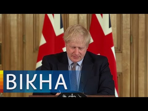 Британский премьер Борис Джонсон в реанимации: хроники коронавируса | Вікна-Новини