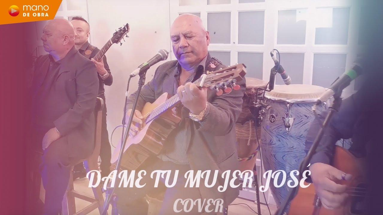 Los Hermanos Medina Dame Tu Mujer José Cover Live I Video En Vivo Youtube