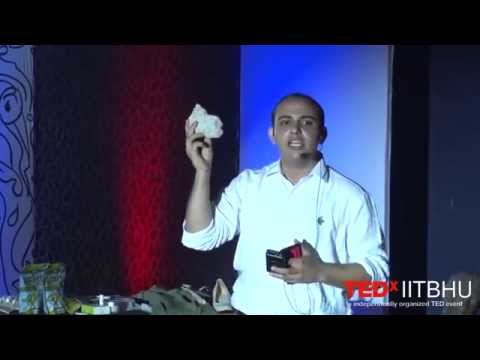 The Chaos of Cannabis | Jahan Peston Jamas | TEDxIITBHU