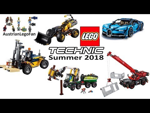 new sets lego technic sets 2019. Black Bedroom Furniture Sets. Home Design Ideas