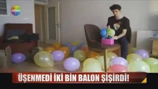Ruhi çenet ve orkun ışıtmak show tv haberlerde #Böbrek iki bin balon! Youtuber haberleri #7