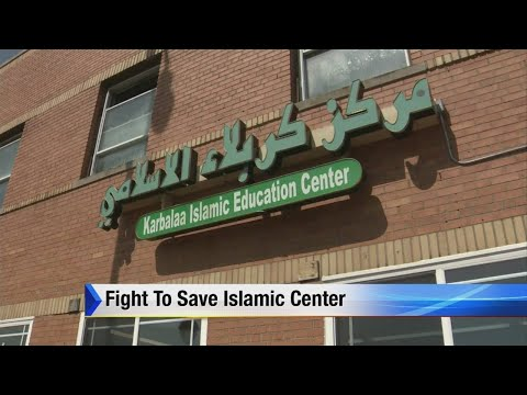 Group Fights To Save Islamic Center In Dearborn