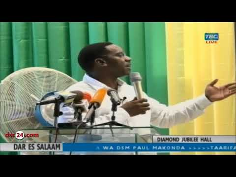 Mambo makubwa aliyoongea Paul Makonda leo kuhusu Dar es salaam