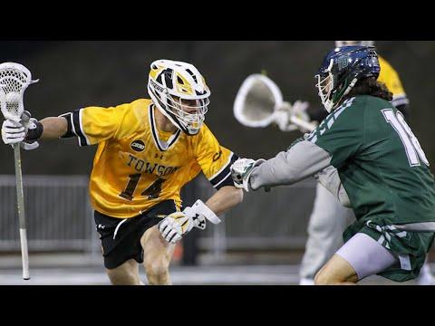 NCAA Lacrosse FULL GAME: #1 Loyola Vs #7 Towson (2/27/19)