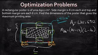 Optimization Problem: Poster and Margin