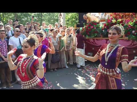 Ratha Yatra 2017 Moscow