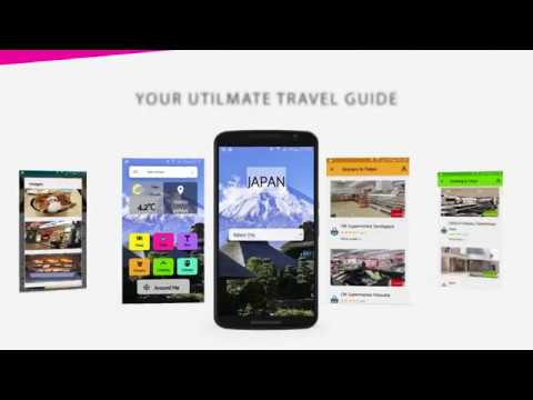 Pinnacle Travel Guide (HD) - your ultimate travel guide, 50 countries, 1000+ cities