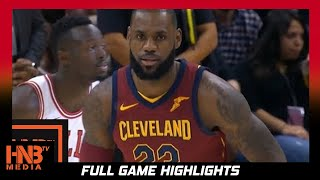 Cleveland Cavaliers vs Chicago Bulls 1st Qtr Highlights / Week 2 / 2017 NBA Season