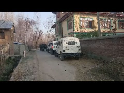 3 militants killed, 2 Army soldiers Injured in Pulwama Encounter