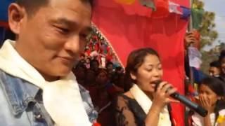 New Live lok dohori song paan ko paat by Sagar Gurung & Kopila Gurung