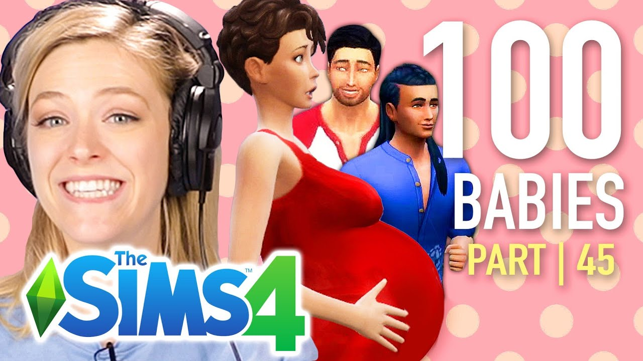 Single Girl Dates 4 Men At Once In The Sims 4 | Part 45 thumbnail
