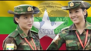 Myanmar Army | Tatmadaw | Myanmar Military Power 2016 - 2017