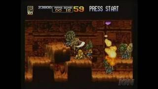 Metal Slug 4 & 5  Xbox Gameplay - Metal Slug 5