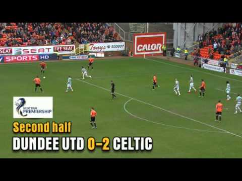 Hoops continue dominance with win at Tannadice