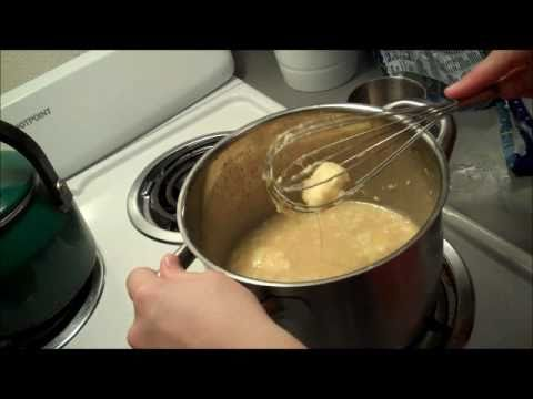 How to make german chocolate icing from scratch