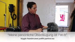 Biggis Hundesalon: Pet fit Interview zu Ihren Zielen und Visionen