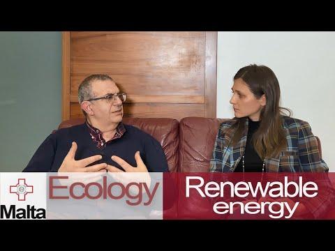Renewable energy Malta   Waste Malte