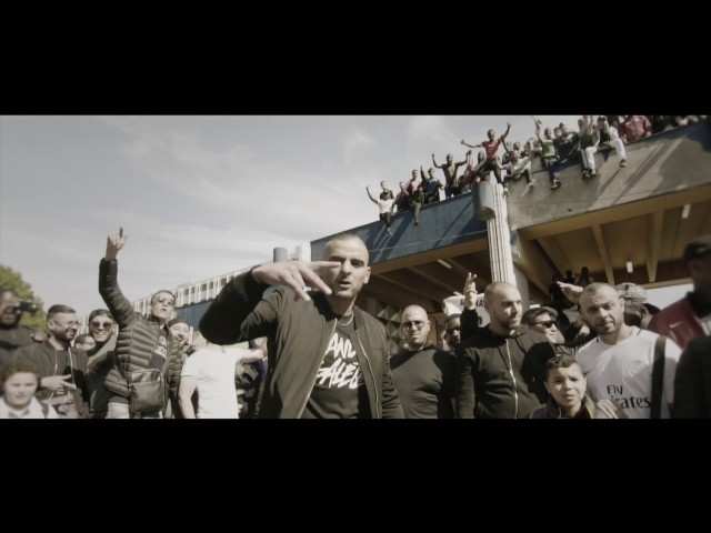 Sofiane officiel sofiane-pegase clip officiel