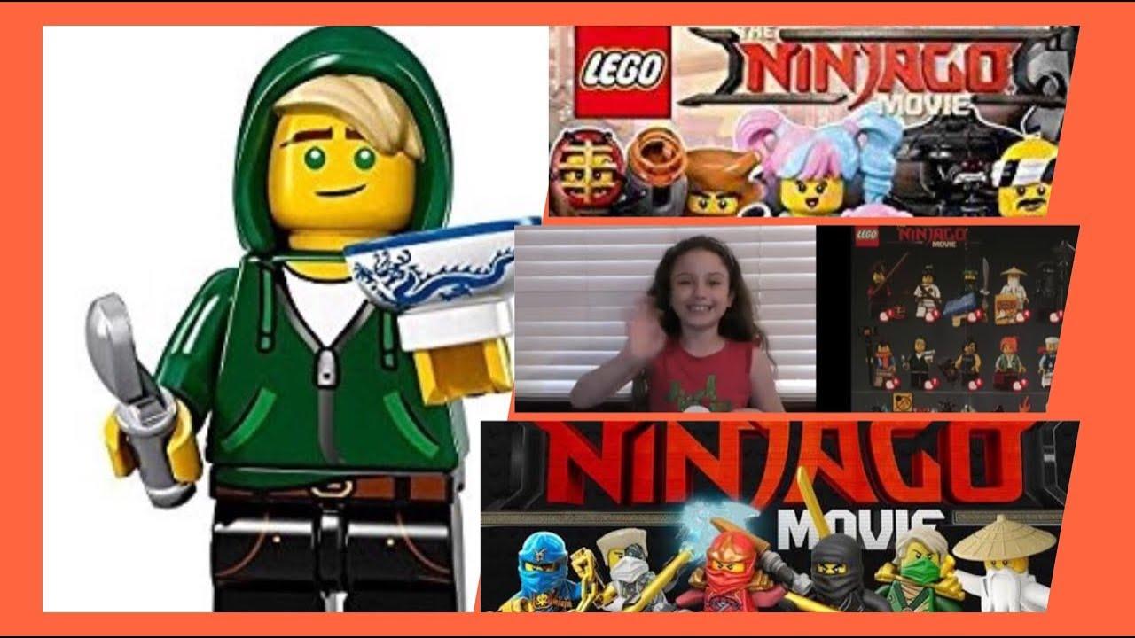 How To Find Lloyd Garmadon Lego Ninjago Movie Blind Bags ...