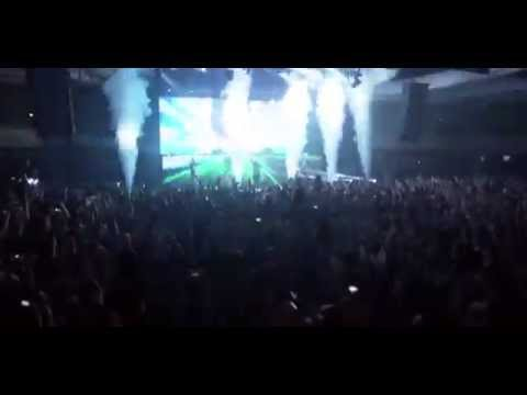 U - Gareth Emery live in Los Angeles live ultra music festival