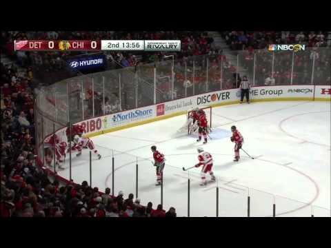 18.02.2015 Detroit Red Wings vs. Chicago Blackhawks