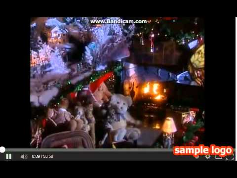 disney's very merry christmas songs opening theme - YouTube