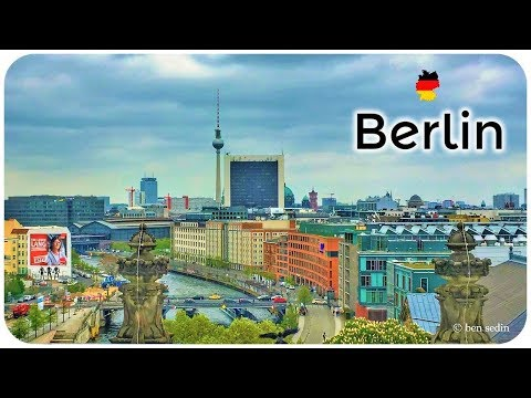 Berlin, Germany - Full HD City Tour