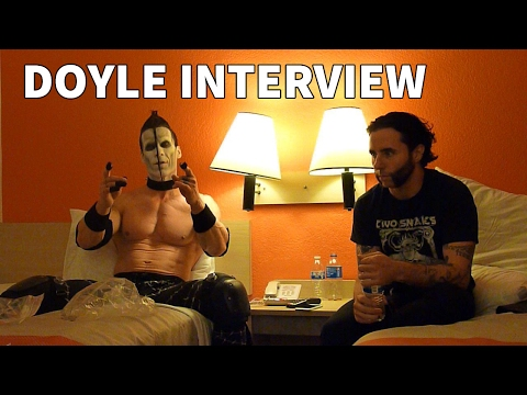 Doyle Interview (Doyle Wolfgang Von Frankenstein and Alex Story)
