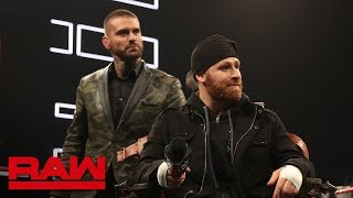 "Sami Zayn sits in ""The Electric Chair"": Raw, May 27, 2019"